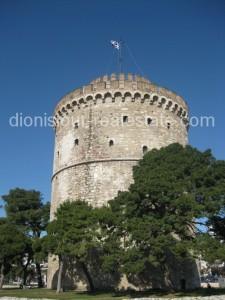 White Tower (Lefkos Pirgos) in Thessaloniki