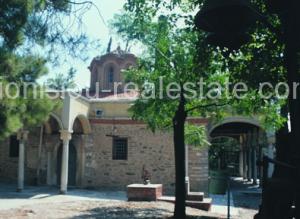 The Vlatadon Monastery in Thessaloniki