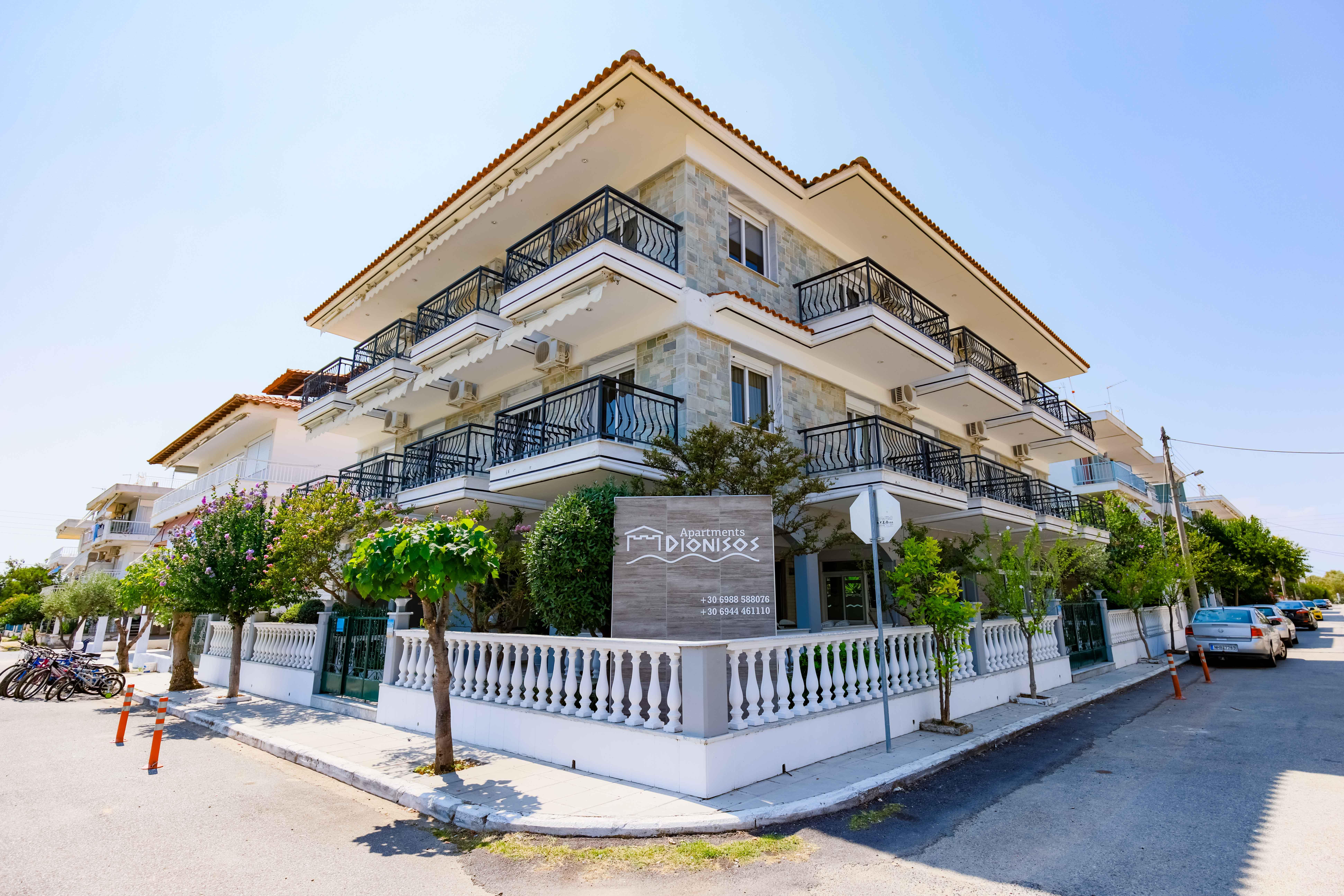 Dionisos apartments 1