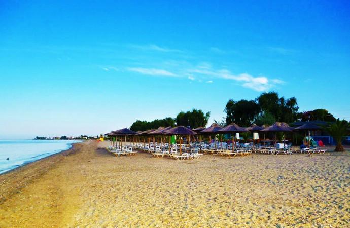 Dionisiou Beach Halkidiki